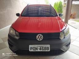 Saveiro Robust 1.6 flex cabine dupla 2018