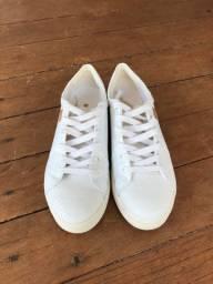 Tênis branco Anacapri 36