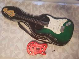 Guitarra Tagima T-735 Special + Pedaleira Behringer V-Amp 3
