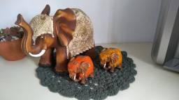 Decoração Elefante 3 por R$50,09