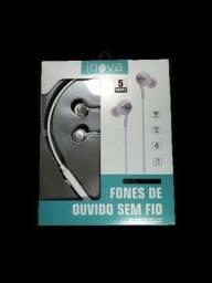 Fone de ouvido original inova