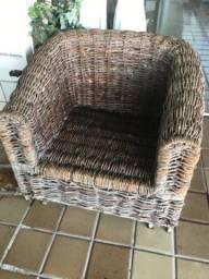 Vendo cadeiras usadas de jardim