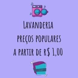 LAVANDERIA PEÇAS A PARTIR DE 1REAL