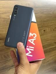 Xiaomi Mi A3 64GB Versão Global 4G - Até 12x R$119,90 no cartão! Na caixa 64 gb a 3