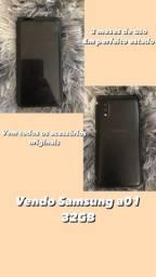 Samsung a01 em perfeito estado