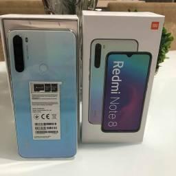 Redmi note 8 64 gb ( Novo)