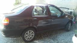 Vendo carro usado Siena 2004, no GNV, completo