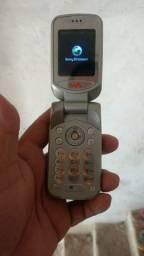Relíquia Sony w300i