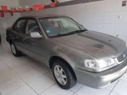 Corolla XEI automatico 2002