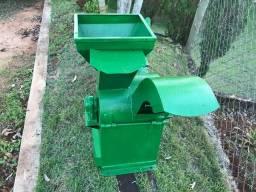 Triturador de grãos e capim revisado/troco