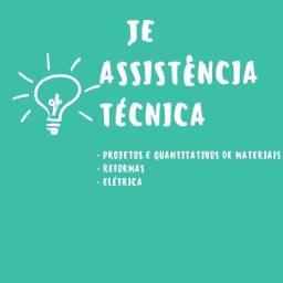 Assistência Técnica em Edificações.