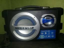 Vendo caixinha  mega star