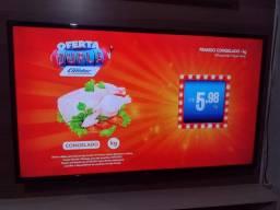 Tv led 47 polegadas NAO E SMART