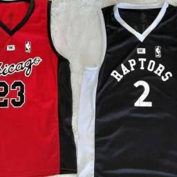 Camisas de basquete
