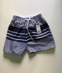 Short moda praia