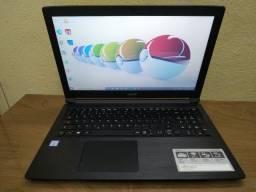 Ultrabook Acer i5 7a Geração, 4GB de ram DDR4, 1000GB de HD. TOP. Novíssimo
