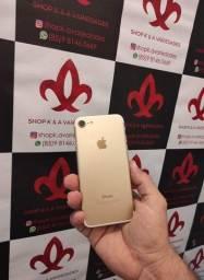 iPhone 7 Gold 256gb (COM GARANTIA)