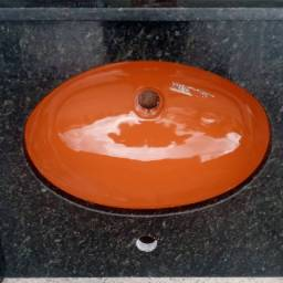 Pia de banheiro a pronta entrega,  medida 0,60 por 0,55 ,valor 250,00