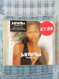 Cd. Jamelia. Álbum Thank You. Anos 2000. R&B. Confira a playlist