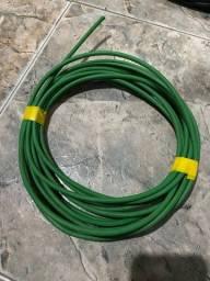 Título do anúncio: Fio verde 10mm - 9metros