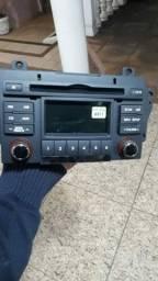 Radio Kia cerato 2014 (Novo) vlr negociável