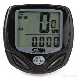 Velocímetro Digital Odômetro Wireless Bike Prova D'água 548c