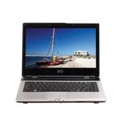 Preço baixíssimo- Notebook Sti Is-1412 com bateria excelente ,aceito propostas de preço