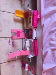 Conjunto da barbie