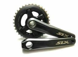 Pecas SLX Sem Uso para bicicleta bike / pé de vela SLX , cassete SLX , rodas Deore.