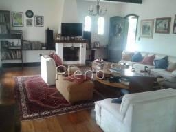 Casa à venda com 3 dormitórios em Cidade universitária, Campinas cod:CA008178