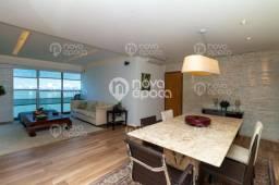 Apartamento à venda com 3 dormitórios em Lagoa, Rio de janeiro cod:CP3AP54897