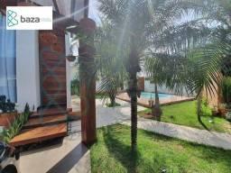 Casa com 3 dormitórios sendo 1 suíte à venda, 146 m² por R$ 780.000 - Residencial Aquarela