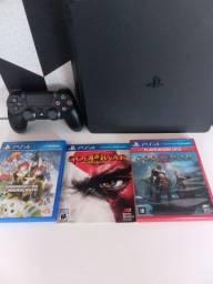 PS4 SLIM 1TB (TROCA)