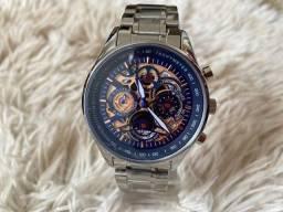 Relógio original Nibosi - 100% funcional luxo