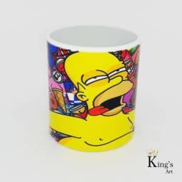 Caneca - Homer Simpson
