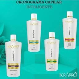 Kit Cronograma Capilar Home Care