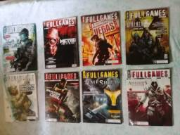 Coleção de revistas fullgames
