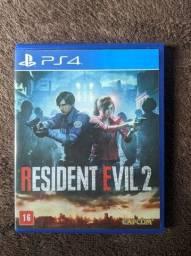Resident Evil 2 Remake (Usado) - PS4