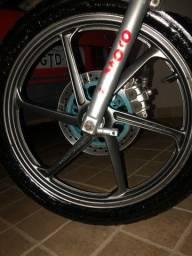 Rodas da Sport e Sistema de freio completo