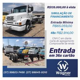MB 1620 Truck 2006 48x Wagner Veículos