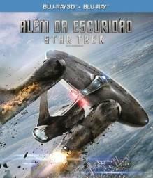 Blu-ray 3D + Blu-ray Star Trek Além da escuridão