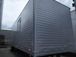 Baú Furgão Carga Seca Truck (Cód. 05)