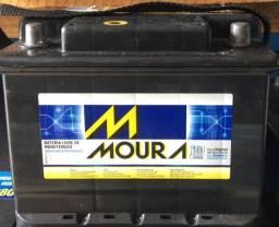 Bateria de 60 ah seminova 2020, garantia de 6 meses.