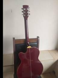 Violão elétrico Vogga