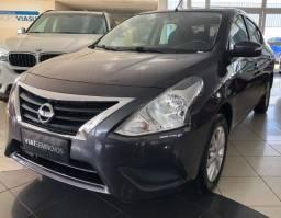 Nissan Versa Sv 1.6 Automático Completo 2020.