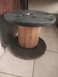 Mesa rustica ( de tonel)