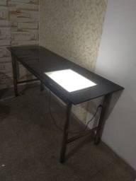Mesa /mesa de luz