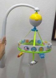 Móbile musical zoop toys