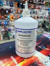Álcool Para Limpeza Eletrônica Isopropilico 500ml