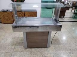 Título do anúncio: Buffet Refrigerado Self-Service GMRA-120 Gelopar (FRIO)